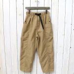 SOUTH2 WEST8『Belted Center Seam Pant-Nylon Tussore』(Tan)