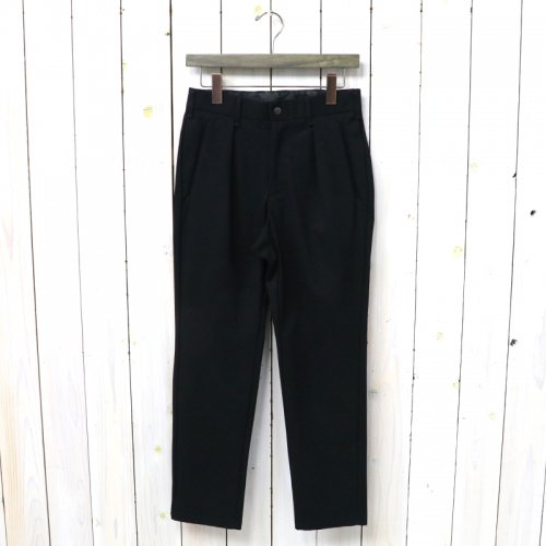 『BRIGHT TROUSERS』(BLACK)