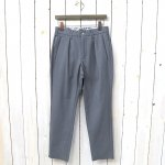 CURLY『BRIGHT TROUSERS』(GRAY)