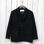 CURLY『BRIGHT JACKET』(BLACK)