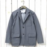 CURLY『BRIGHT JACKET』(GRAY)