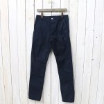 SASSAFRAS『SPRAYER PANTS(VENTILE OXFORD)』(NAVY)