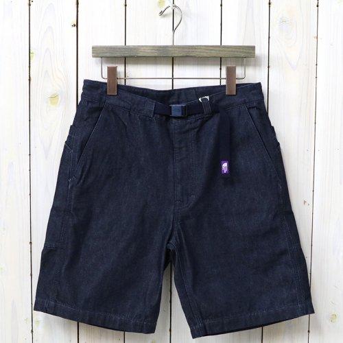 『Indigo Chambray Field Shorts』(Indigo)