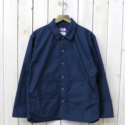 『Mountain Wind Shirts Jacket』(Navy)
