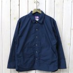 THE NORTH FACE PURPLE LABEL『Mountain Wind Shirts Jacket』(Navy)