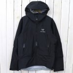 ARC'TERYX『Zeta LT Jacket』(Black)