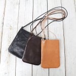 ARTS & CRAFTS『HORSE LEATHER-FLAT SHOULDER/S』
