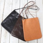 ARTS & CRAFTS『HORSE LEATHER-FLAT SHOULDER/L』