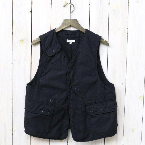 『Upland Vest-Cotton Cordlane』(Black)