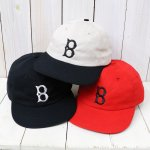 COOPERSTOWN『Ball Cap(FANCAP)-BEGC43B-』