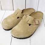 BIRKENSTOCK『BOSTON』(Sand)