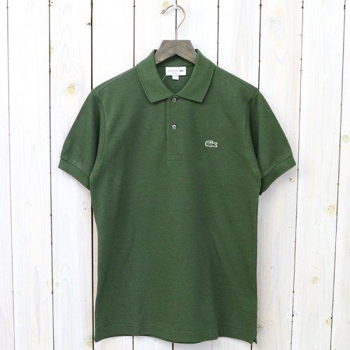 『ポロシャツ(半袖)』(オリーブ)