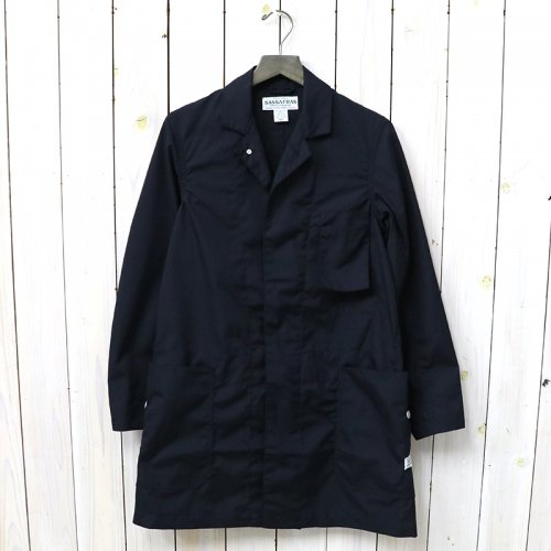 『WHOLE LEAF COAT(T/C WEATHER)』(NAVY)