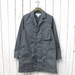 SASSAFRAS『WHOLE LEAF COAT(T/C WEATHER)』(HEATHER GRAY)