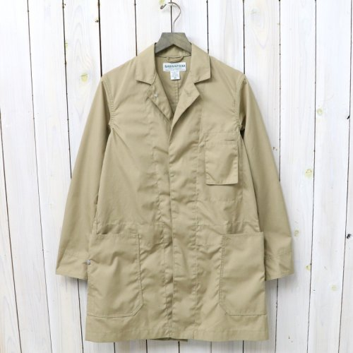 『WHOLE LEAF COAT(T/C WEATHER)』(BEIGE)