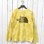 THE NORTH FACE PURPLE LABEL『8oz Crew Neck Big Sweat』(Mustard)