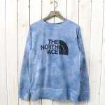 THE NORTH FACE PURPLE LABEL『8oz Crew Neck Big Sweat』(Sax)