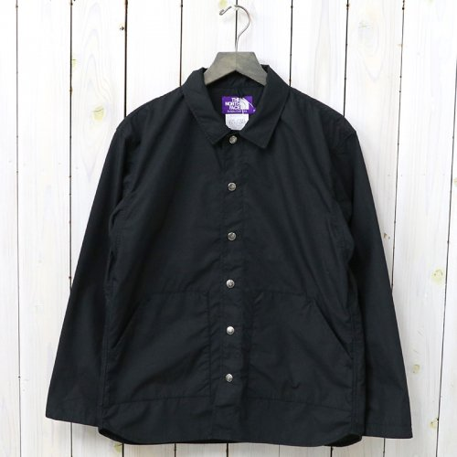 『Mountain Wind Shirts Jacket』(Black)