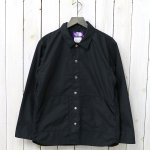 THE NORTH FACE PURPLE LABEL『Mountain Wind Shirts Jacket』(Black)