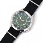 hobo×CITIZEN『Field Watch』(Olive)