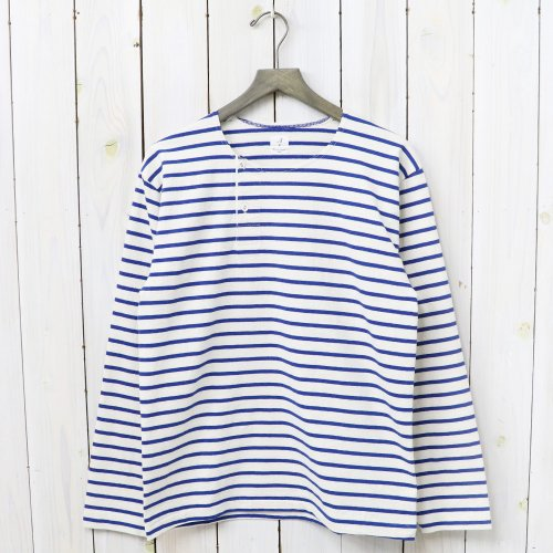 『MARNIER HENLY NECK L/S』(Natural/Royal)