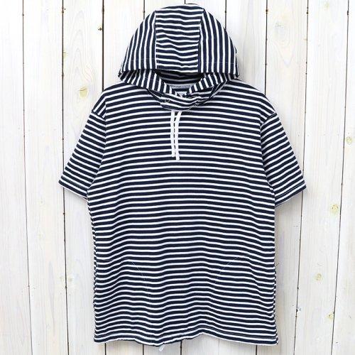 『Short Sleeve Hoody-St.Cotton Jersey』