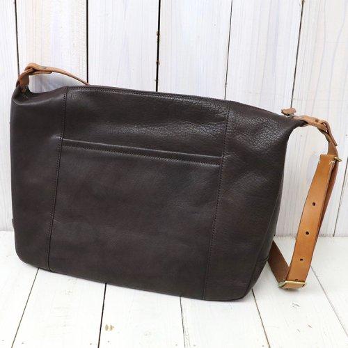 『BAG18 ショルダーバッグ』(Dark Brown)