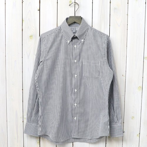 INDIVIDUALIZED SHIRTS『OX STRIPE』(BL...