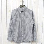 INDIVIDUALIZED SHIRTS『OX STRIPE』(BLACK)