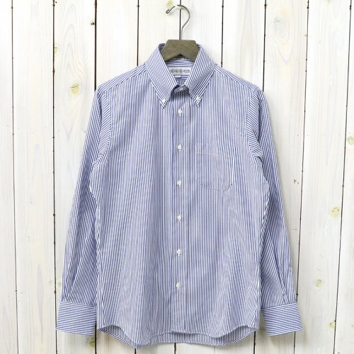 INDIVIDUALIZED SHIRTS『OX STRIPE』(BLUE)