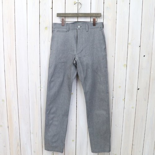 『GREEN THUMB PANTS(12oz DENIM)』(HEATHER GRAY)