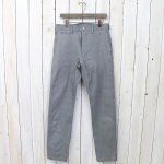 SASSAFRAS『GREEN THUMB PANTS(12oz DENIM)』(HEATHER GRAY)