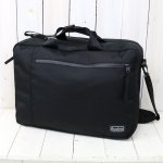 hobo『Polyester Canvas 3Way  Briefcase』(Black)