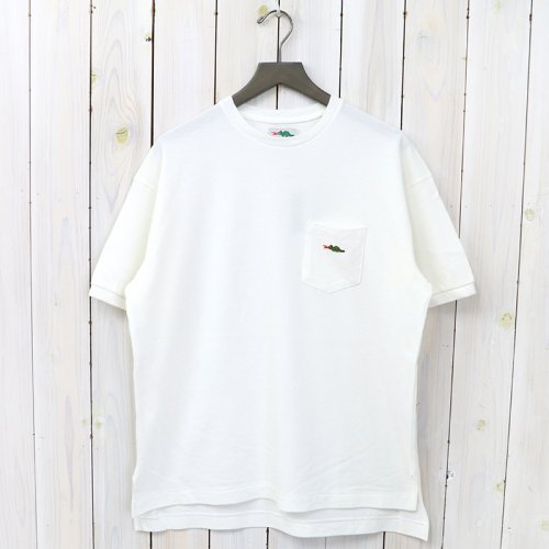 Braggin' Dragon『POCKET TEE』(NATURAL)