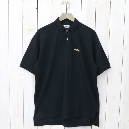 Braggin' Dragon『POLO SHIRTS』(BLACK)