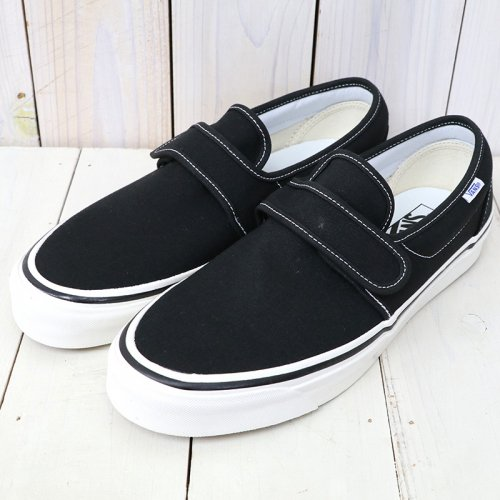 『SLIP-ON 47 V DX』((ANAHEIM FACTORY)BLACK)