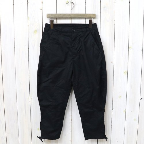 『Riding Pant-High Count Twill』(Black)