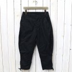 ENGINEERED GARMENTS『Riding Pant-High Count Twill』(Black)