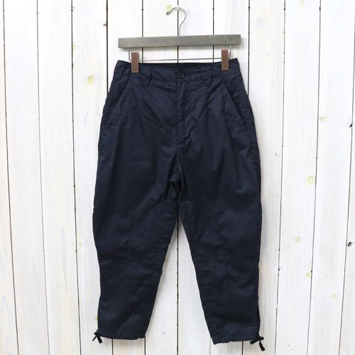 『Riding Pant-High Count Twill』(Dk.Navy)