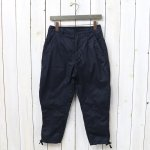 ENGINEERED GARMENTS『Riding Pant-High Count Twill』(Dk.Navy)