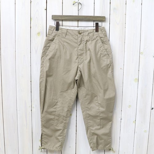 『Riding Pant-High Count Twill』(Khaki)