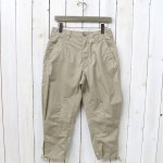 ENGINEERED GARMENTS『Riding Pant-High Count Twill』(Khaki)