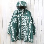 SOUTH2 WEST8『River Trek Zipped Poncho-Poly Cloth/Water』(Skull Target)
