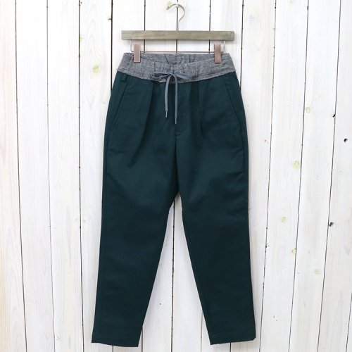 『ASSEMBLY EZ TROUSERS』(INK GREEN)