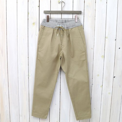 『ASSEMBLY EZ TROUSERS』(KHAKI)