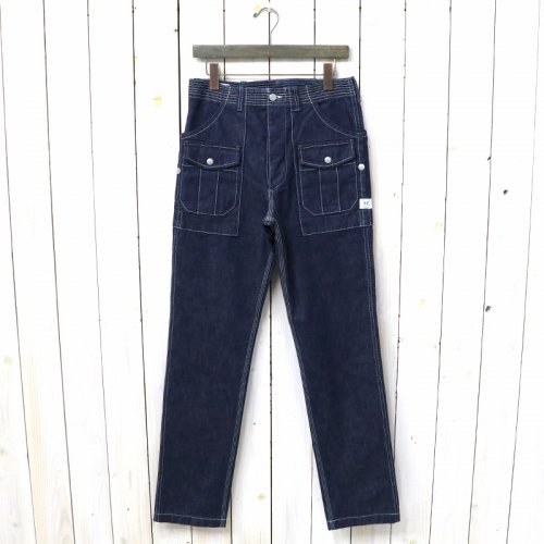 『BOTANICAL SCOUT PANTS(10oz DENIM)』(INDIGO)