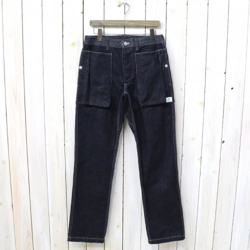 『DIGS CREW PANTS(9oz DENIM)』(INDIGO)