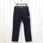 SASSAFRAS『DIGS CREW PANTS(9oz DENIM)』(INDIGO)