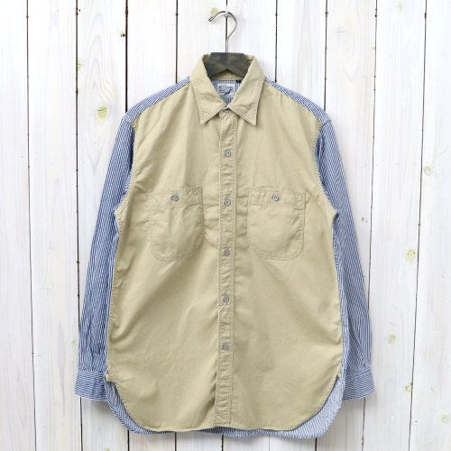 『VINTAGE FIT WORK SHIRTS』(CHINO×HICKORY)