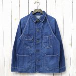 orSlow『50's COVER ALL』(2YEAR WASH)